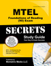 Mtel Foundations of Reading (90) Exam Secrets Study Guide: Mtel Test Review for the Massachusetts Tests for Educator Licensure