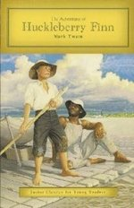 The Adventures of Huckleberry Finn-Junior Classics for Young Readers Fully Illustrated & Adapted