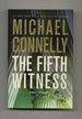 The Fifth Witness: a Novel-1st Edition/1st Printing