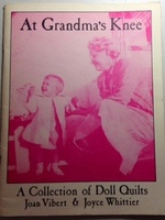 At Grandma's Knee: A Collection of Doll Quilts