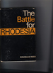 The battle for Rhodesia.