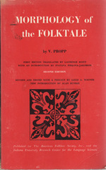 Morphology of the Folktale, Second Edition Revised
