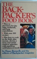 The Backpacker's Food Book