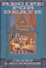 """Recipe for Death; A Darina Lisle Culinary Mystery; """"A Perfect Crime Book"""" (Doubleday series)"""
