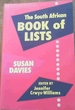 The South African Book of Lists