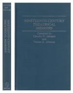 Nineteenth-Century Theatrical Memoirs,
