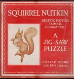 Squirrel Nutkin Jigsaw Puzzle