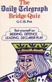 The Daily Telegraph Bridge Quiz