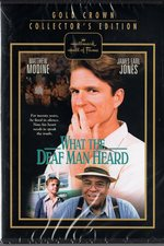 What the Deaf Man Heard (DVD)-Hallmark Hall of Fame Gold Crown Collector's Edition