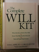 The Complete Will Kit