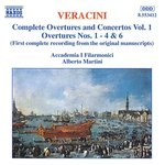 Veracini: Complete Overtures and Concertos, Vol. 1