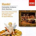 Handel: Coronation Anthems; Dixit Dominus