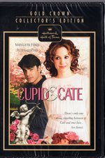 Cupid & Cate Hallmark Hall Of Fame Gold Crown Collector's Edition