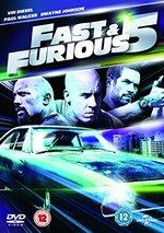 Fast Five [Dvd]
