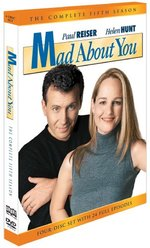 Mad About You: The Complete Fifth Season [4 Discs]