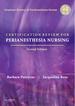 Certification for Perianesthesia Nursing