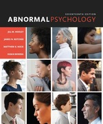 Abnormal Psychology (Subscription)