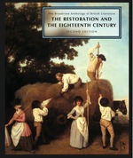 The Broadview Anthology of British Literature Volume 3: Restoration and Eighteenth-Century