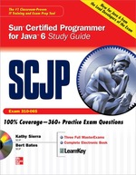 Scjp Sun Certified Programmer for Java 6 Study Guide