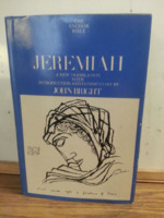 Jeremiah: A New Translation with Introduction and Commentary. The Anchor Bible series.