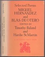 Selected Poems: Miguel Hernandez and Blas De Otero