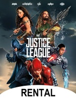 Justice League [Rental Edition]