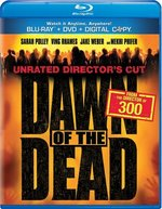 Dawn of the Dead [Unrated Director's Cut] [With Tech Support for Dummies Trial] [Blu-ray/DVD]