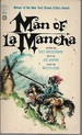 Man of La Mancha: a Musical Play (1st Laurel-Leaf Library Printing, 1969; Dell 5201)
