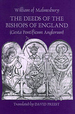 The Deeds of the Bishops of England (Gesta Pontificum Anglorum) By William of Malmesbury (Ecclesiastical History/Religion)