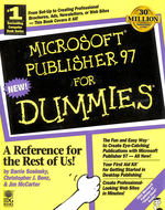 Microsoft Publisher 97 for Dummies