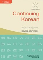 Continuing Korean-With Cd