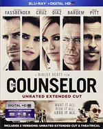 The Counselor [2 Discs] [Blu-ray]