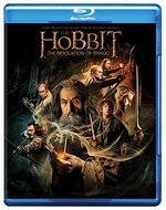 The Hobbit: The Desolation of Smaug [3 Discs] [Blu-ray/DVD]