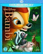 Bambi [2 Discs] [Blu-ray/DVD] [Diamond Edition]