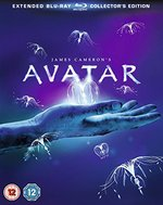 Avatar [Extended Collector's Edition] [Blu-ray] [3 Discs]