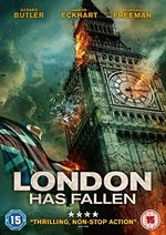 London Has Fallen [Dvd] [2016]