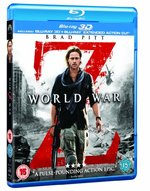 World War Z [2 Discs] [3D] [Blu-ray]