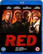 RED [Blu-ray]