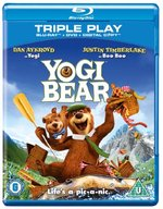 Yogi Bear [Blu-ray/DVD] [Includes Digital Copy]