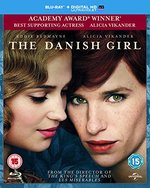 The Danish Girl (Blu-Ray + Uv Copy) [2015]