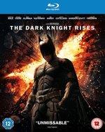 The Dark Knight Rises [Includes Digital Copy] [Blu-ray]