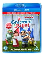 Gnomeo and Juliet [Blu-ray]