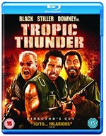 Tropic Thunder [2 Discs] [Includes Digital Copy] [Blu-ray]