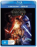 Star Wars-the Force Awakens (2 Blu-Ray)