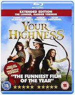 Your Highness [Blu-Ray] [2017] [Region Free]