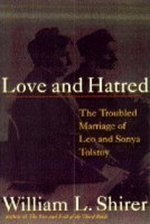 Love and Hatred: Troubled Marriage of Leo and Sonya Tolstoy