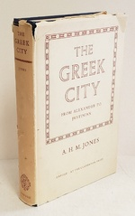The Greek City From Alexander to Justinian