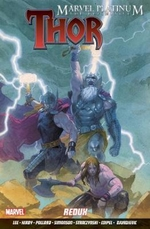 Marvel Platinum: the Definitive Thor Redux