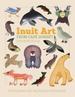 Inuit Art From Cape Dorset Sticker Book