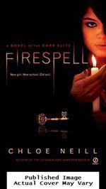 Firespell (Dark Elite, Book 1)